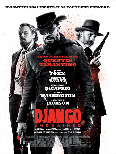 [MULTI] Django Unchained [DVDSCR] VO