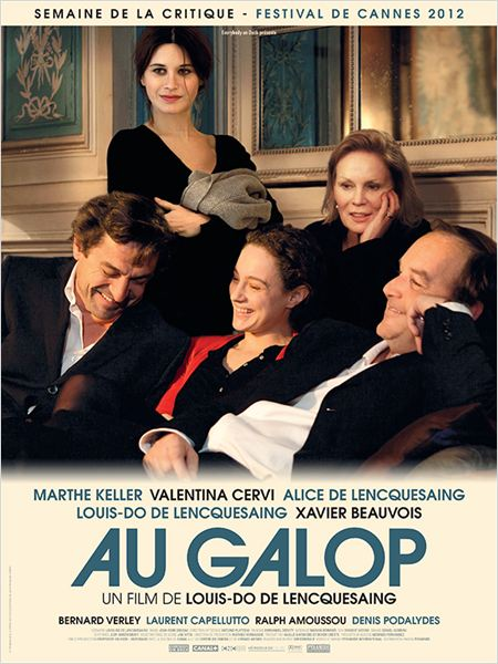 Au galop [FRENCH][DVDRIP]