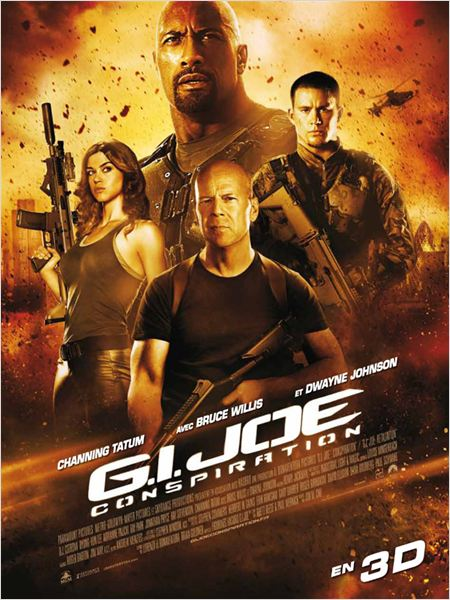 G.I. Joe : Conspiration |FRENCH| [TS]