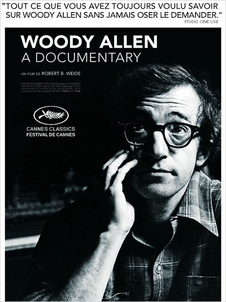 Woody Allen: A Documentary : affiche