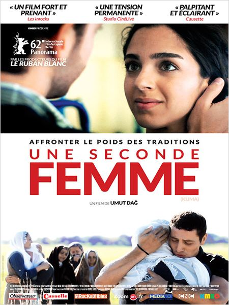Une Seconde Femme : affiche