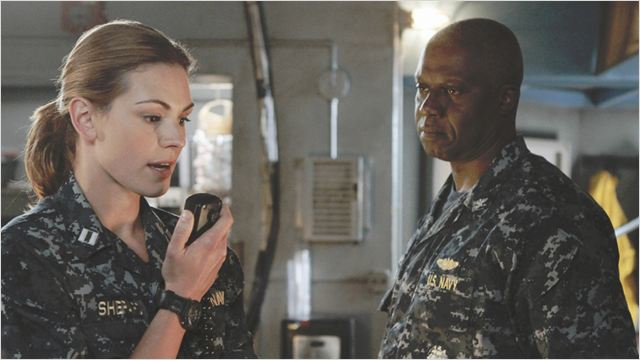 Last Resort : photo Andre Braugher, Daisy Betts