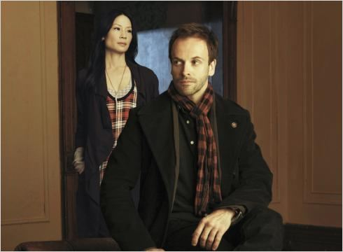 Photo Jonny Lee Miller, Lucy Liu