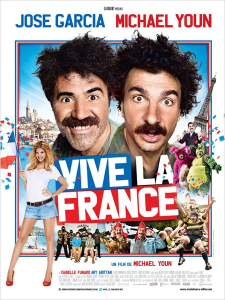 Vive la France |FRENCH| [DVDRiP]
