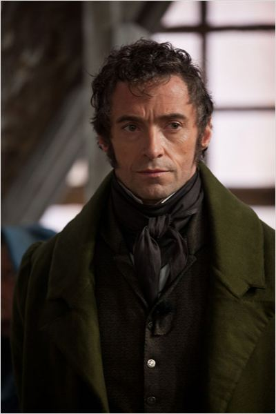 Les Misérables : Photo Hugh Jackman