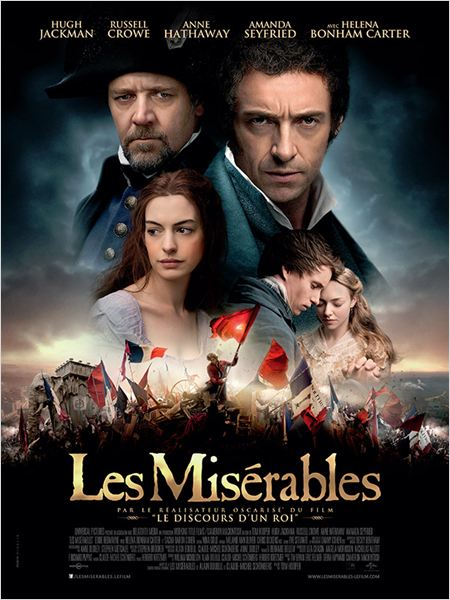 Les Misérables REPACK FRENCH SUBFORCED BRRip [Multi]