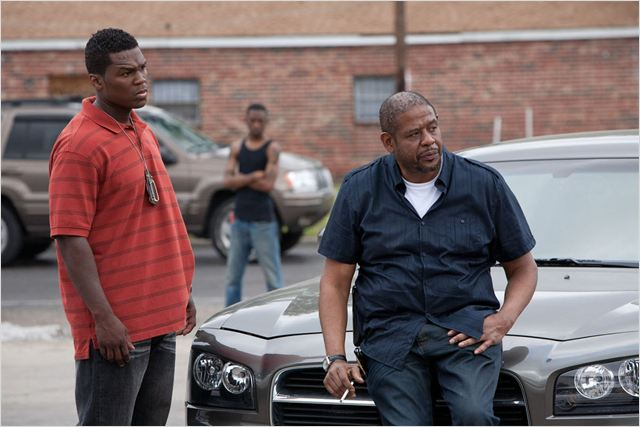 Unités d'élite : photo Curtis '50 Cent' Jackson, Forest Whitaker
