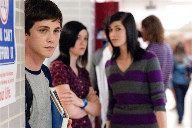Le Monde de Charlie : photo Logan Lerman