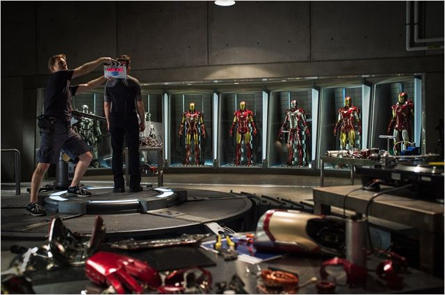 Iron Man 3 : Photo Robert Downey Jr.