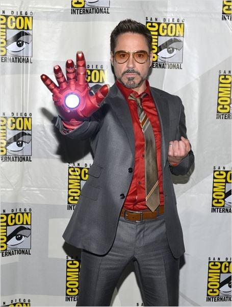 Iron Man 3 : Photo Robert Downey Jr.