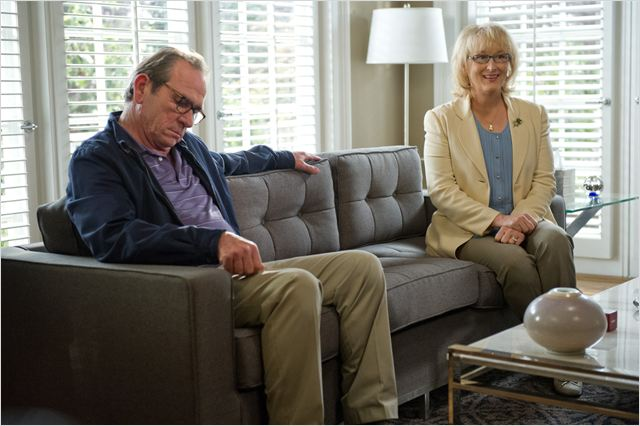 Tous les espoirs sont permis : photo Meryl Streep, Tommy Lee Jones