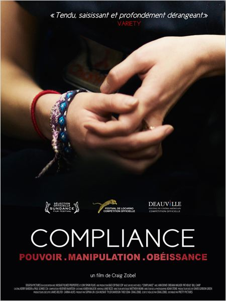 Compliance : Affiche
