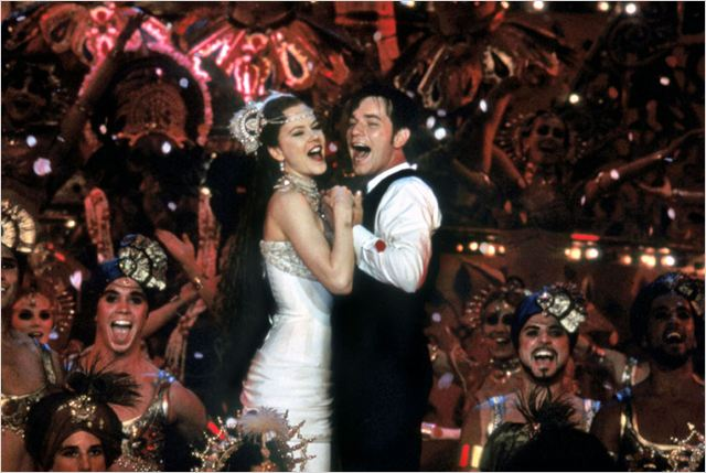 Moulin Rouge ! : Photo Ewan McGregor, Nicole Kidman