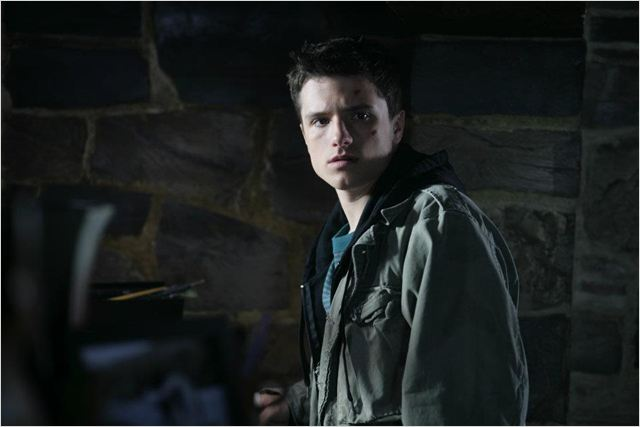 The Forger : photo Josh Hutcherson