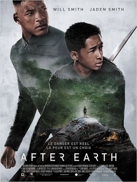Affiche : After Earth