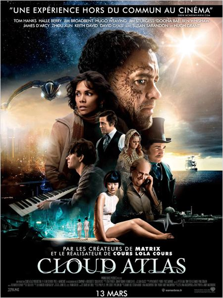 Cloud Atlas [BRRiP] [MULTI]
