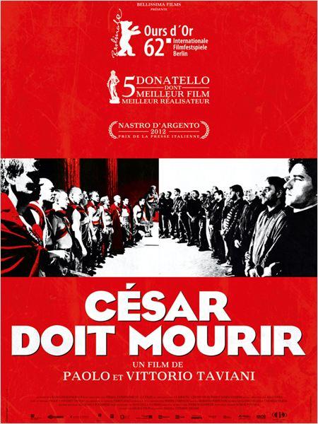 César doit mourir (2012) [VOSTFR] [DVDRiP AC3]