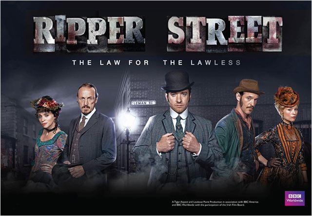 Ripper Street saison 5 en vostfr