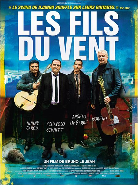 Les Fils du Vent : Affiche