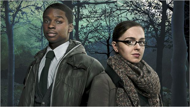 Wolfblood : photo Kedar Williams-Stirling, Louisa Connolly-Burnham