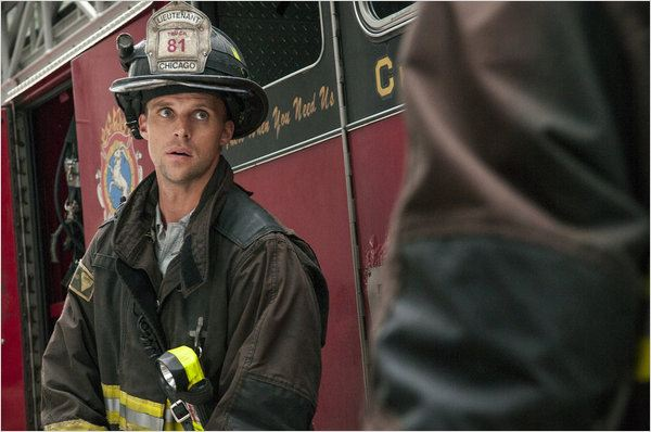 Chicago Fire : photo Jesse Spencer