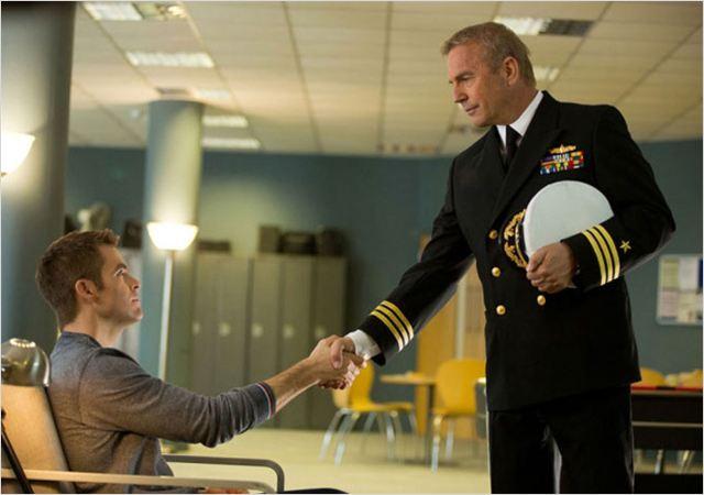 Jack Ryan : photo Chris Pine, Kevin Costner