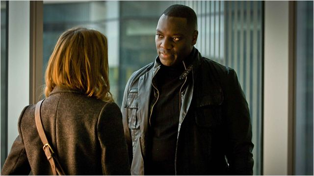 Hunted : photo Adewale Akinnuoye-Agbaje, Melissa George