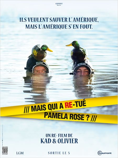Mais qui a re-tué Pamela Rose ? : affiche