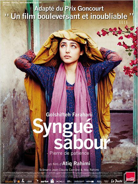 Syngué Sabour - Pierre de patience : affiche