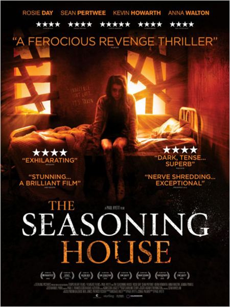 Regarder film The.Seasoning.House streaming