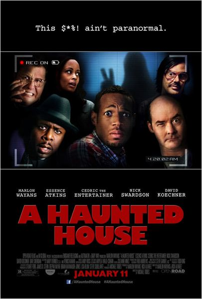 [MULTI] Film A Haunted House (2013) [VOSTFR] [[BluRay 720p]