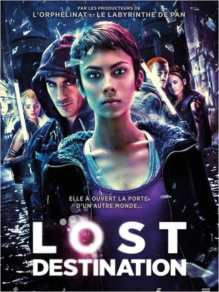 Lost Destination [BDRiP][FRENCH] SUBFORCED