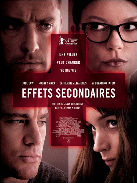 Effets secondaires : affiche
