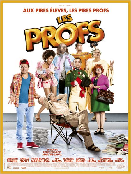 Les.profs.(2013).FRENCH.DVDRip.XviD-RUBY