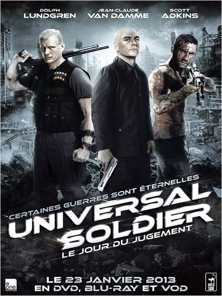 Universal Soldier Day Of Reckoning    | DVDRIP | FRENCH  AC3