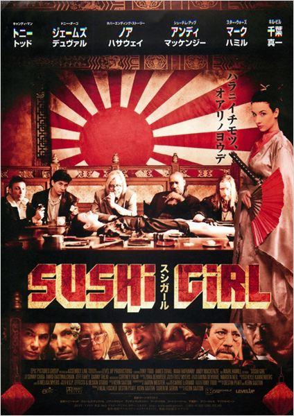 Sushi Girl : Affiche