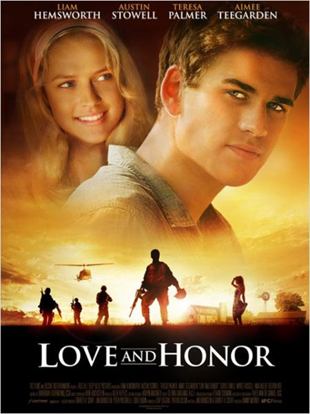 Love and Honor : Affiche