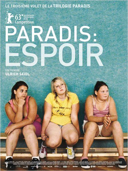 Paradis : Espoir : Affiche