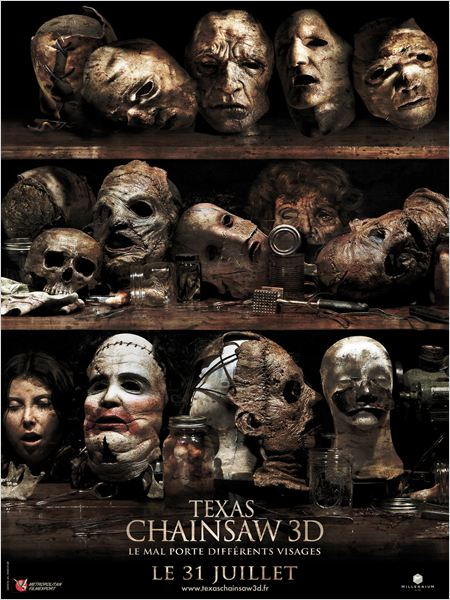 Texas Chainsaw 3D |VOSTFR| [CAM]