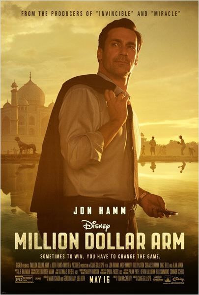 Million Dollar Arm (2014) [DVDRiP] [ Francais]