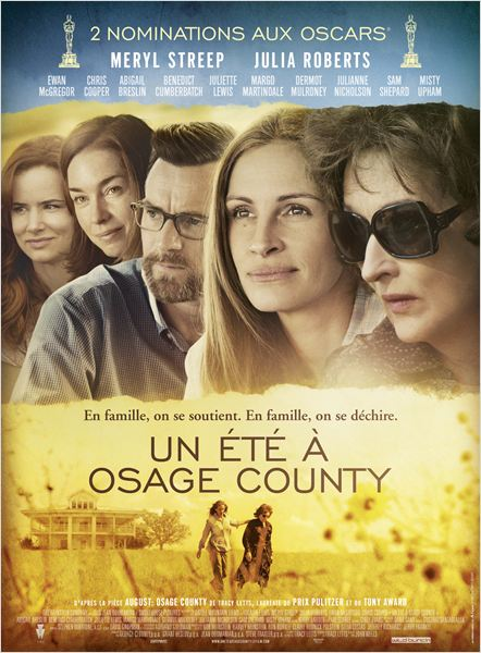 film Un �t� � Osage County en streaming
