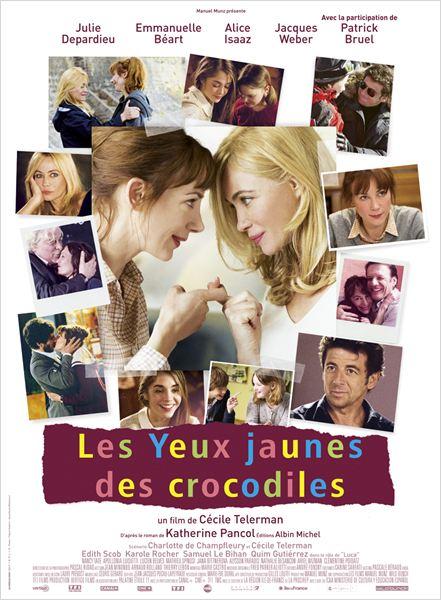 Telecharger Les Yeux jaunes des crocodiles FRENCH DVDRIP Gratuitement
