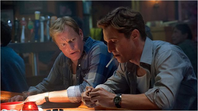 Photo Matthew McConaughey, Woody Harrelson