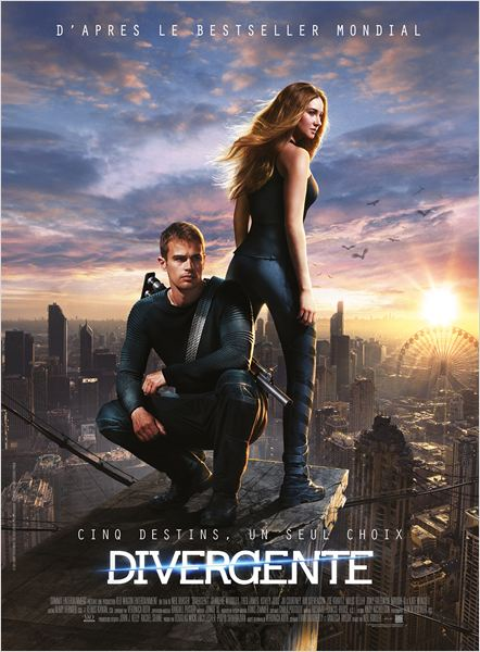 Divergente BDRIP  TrueFrench