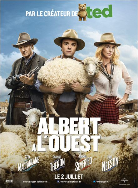 Telecharger Albert à l'ouest  Multilangues Blu-Ray 1080p Gratuitement