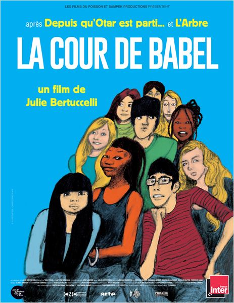 Telecharger La Cour de Babel FRENCH DVDRIP Gratuitement