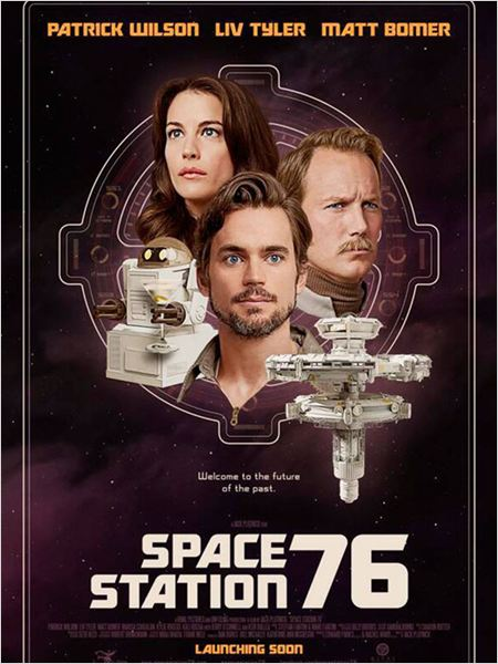 Space Station 76 [DVDRiP] [MULTI]
