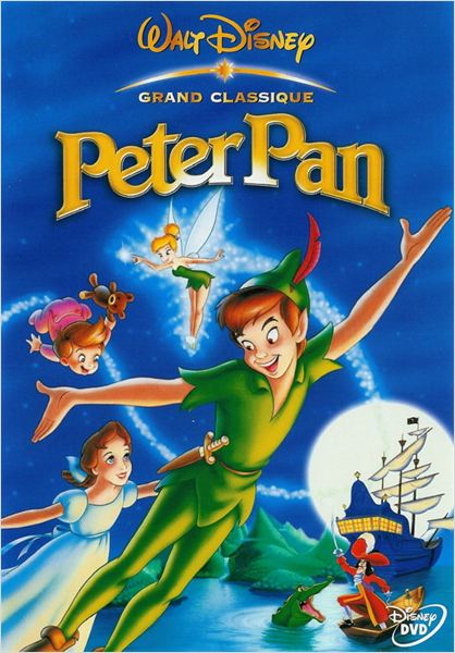 Peter Pan : Affiche