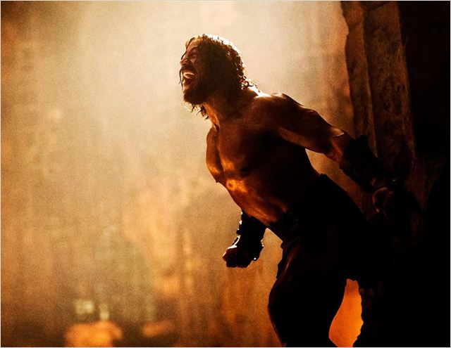 Hercule : Photo Dwayne Johnson