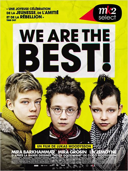 We are the best! [BRRiP VOSTFR][MULTI]